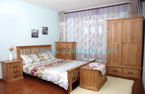 Oak Bedroom Sets Made In China ~ Muebles rústicos del dormitorio roble