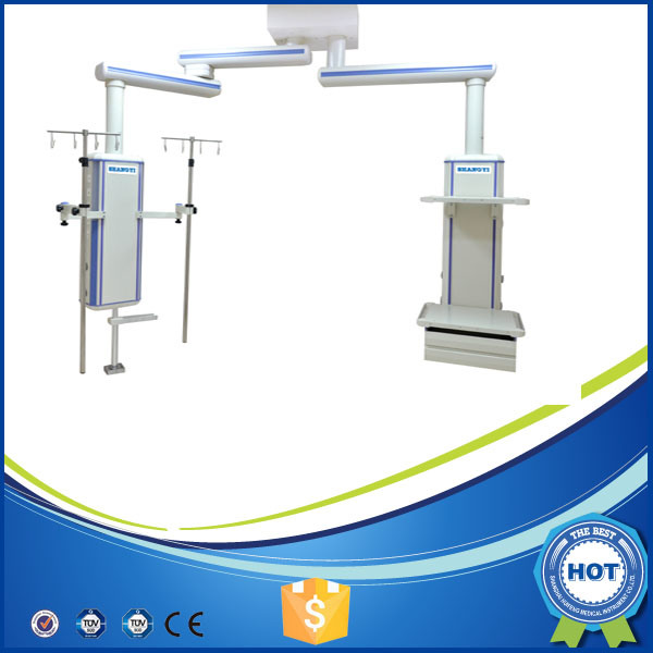 Hospital ICU Ceiling Surgical Pendant with Ce