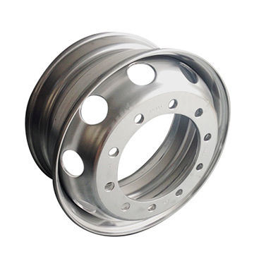 Truck Bus Stainless of Tubeless Steel Wheel Rims