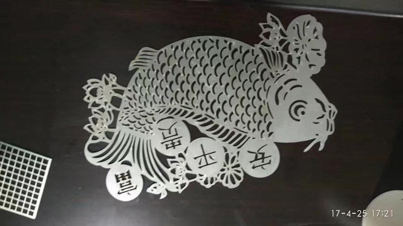 Chinese Supplier Laser Cutter Machine