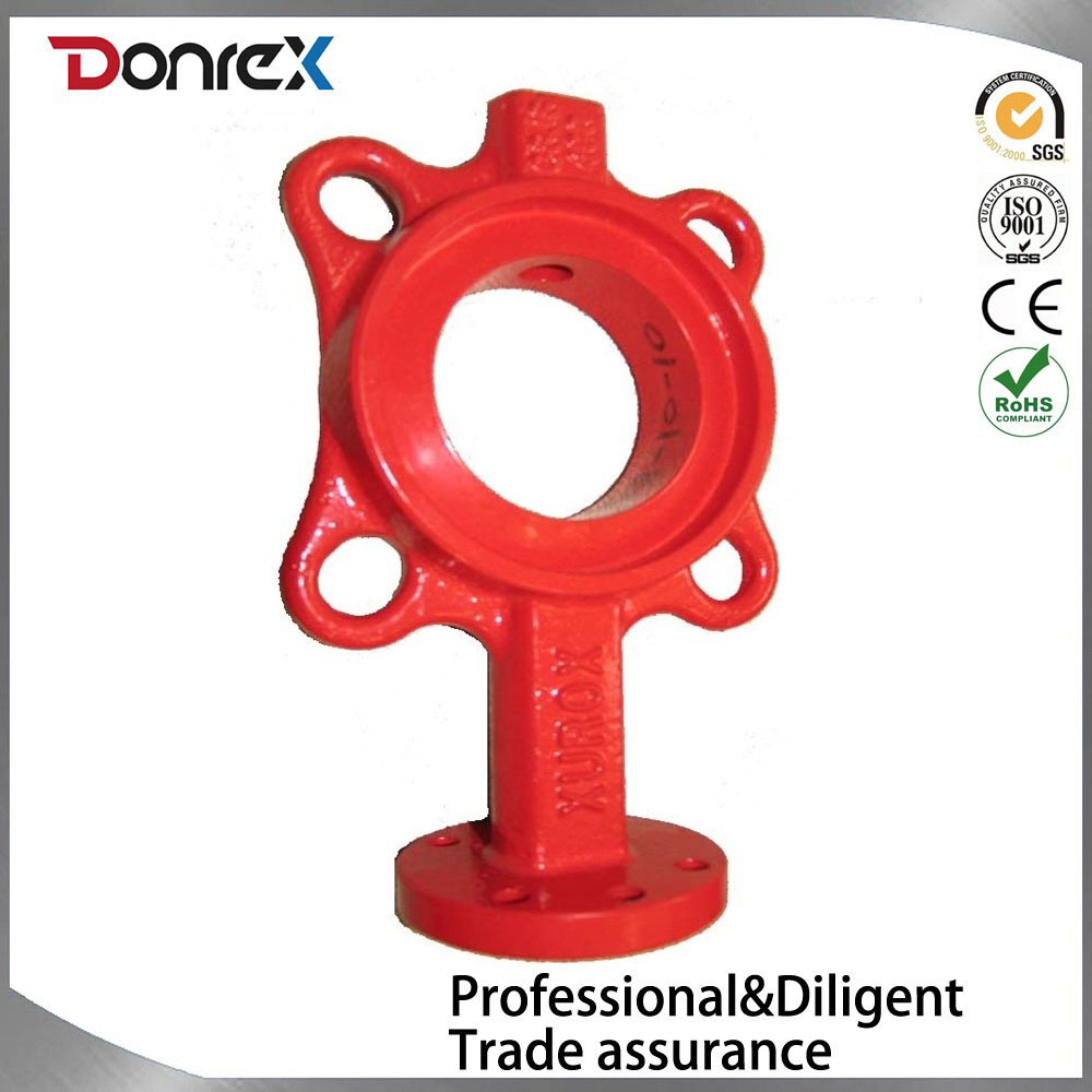 Butterfly Valve Body Best Quality on-Time Delivery