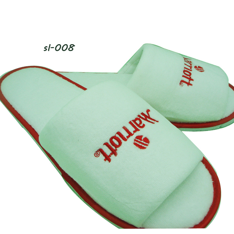 Hotel Amenities Slippers 2 Slipper Factory Terry Towel Slipper