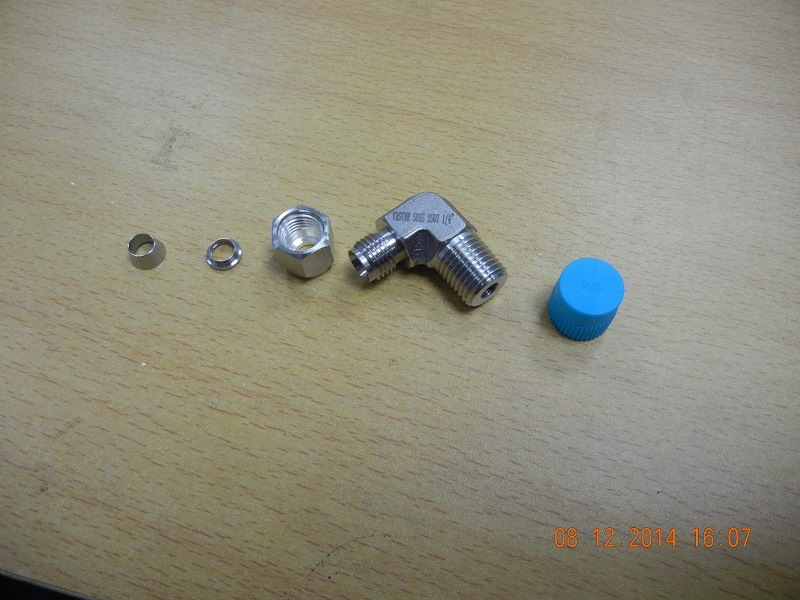 Stainless Steel Tube Fitting