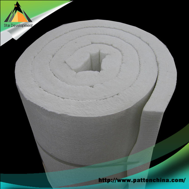 Fireproof and Insulation 1260 Ceramic Fiber Blanket Price