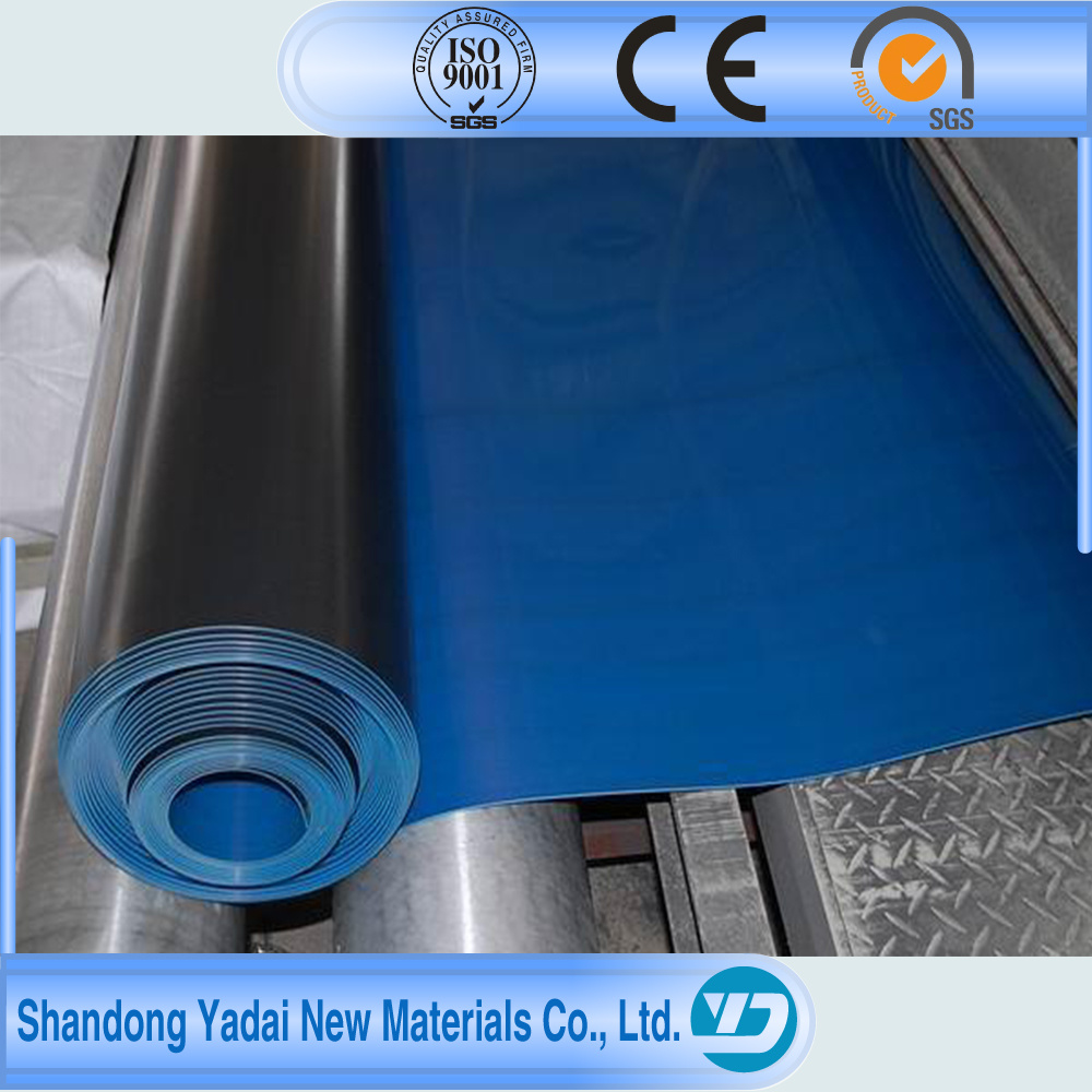 Smooth Surface HDPE Geomembrane for Landfill Membrane Waterproof