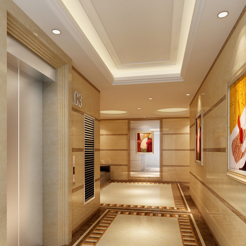 Fsc Quality Assured Composite Panel for Hotel Project