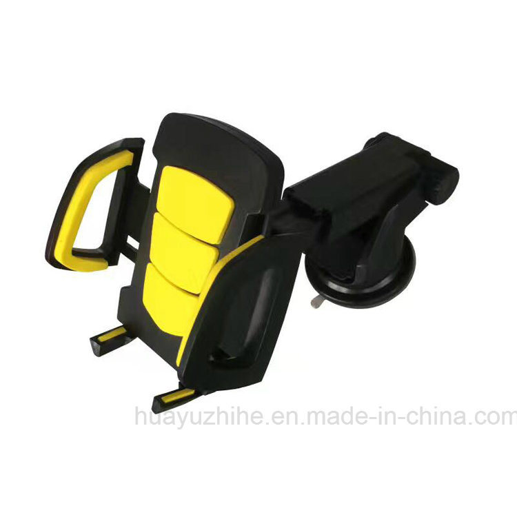 Universal Car Holder for Any Mobile Phone PU Good Quality