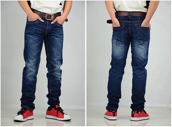 بنطلونات جينز للشباب جميله 2013 Slim-Fit-Type-Trouse