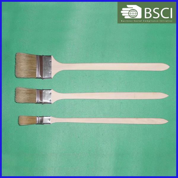 Ind-70 White Bristle Radiator Brush