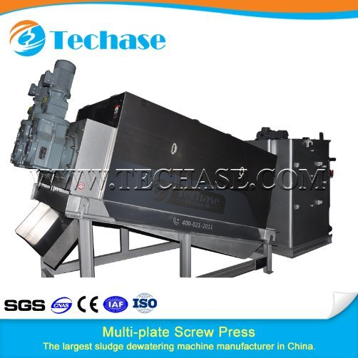 Sludge Dewatering Equipment for Pharmaceuticals Industry Better Than Belt Press