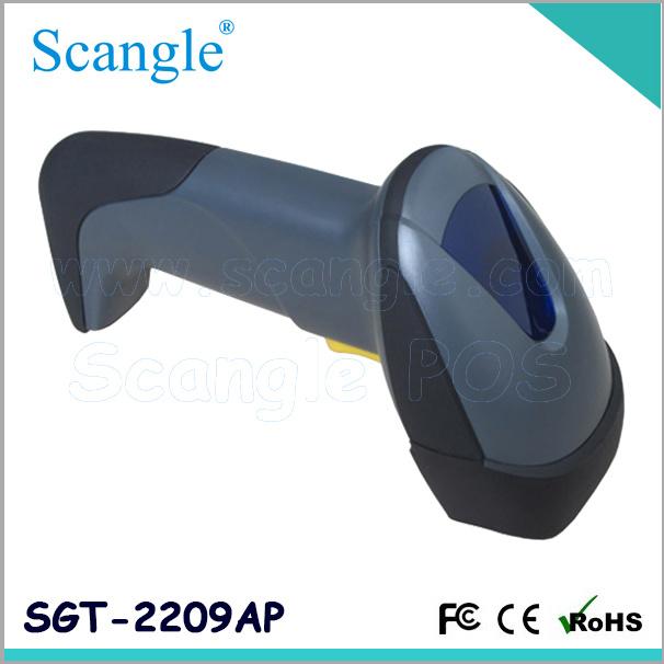 Barcode Scanner, Barcode Reader Laser Scanner SGT-2209AP