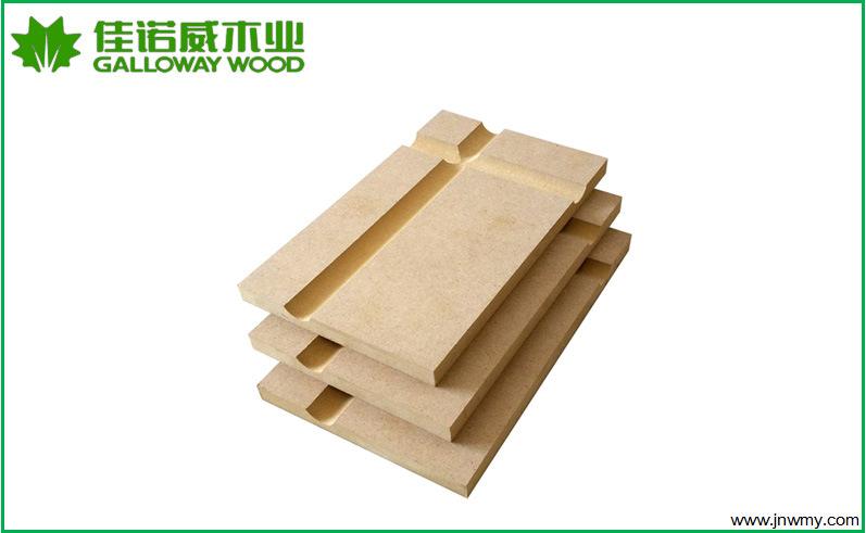 High Density Fiberboard for Mouldings