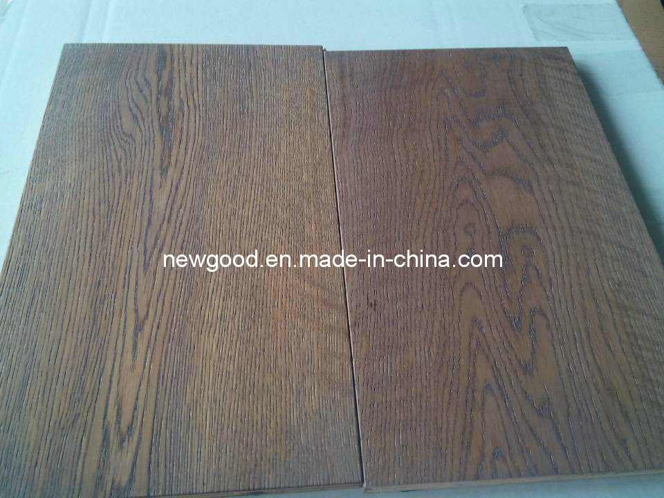 Prefinished Oak Engineered Flooring, Newgood Brand, Abcd Grade, Multi-Layers or 3-Layers (factory best prices attached) (NG-EF-001)