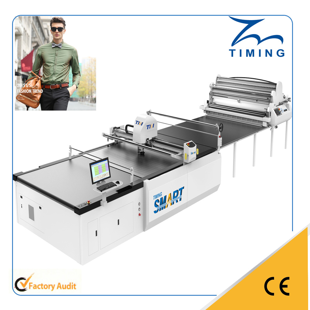 Non Woven Fabric Cutting Machine