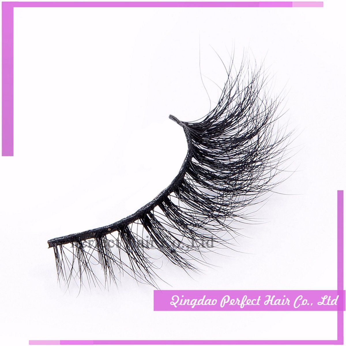 Natural Daily Use Human Hair Lashes False Eyelash