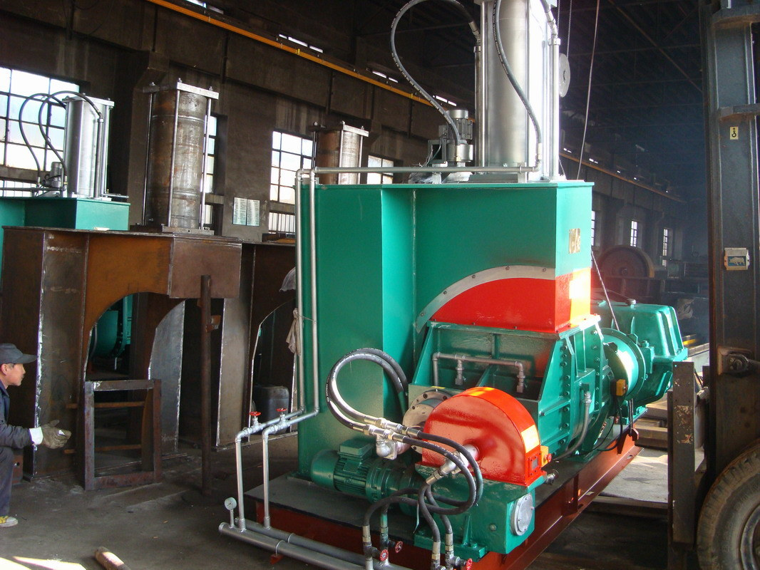 X (S) N-75 Turning Over Type Rubber Kneader/Rubber Machinery
