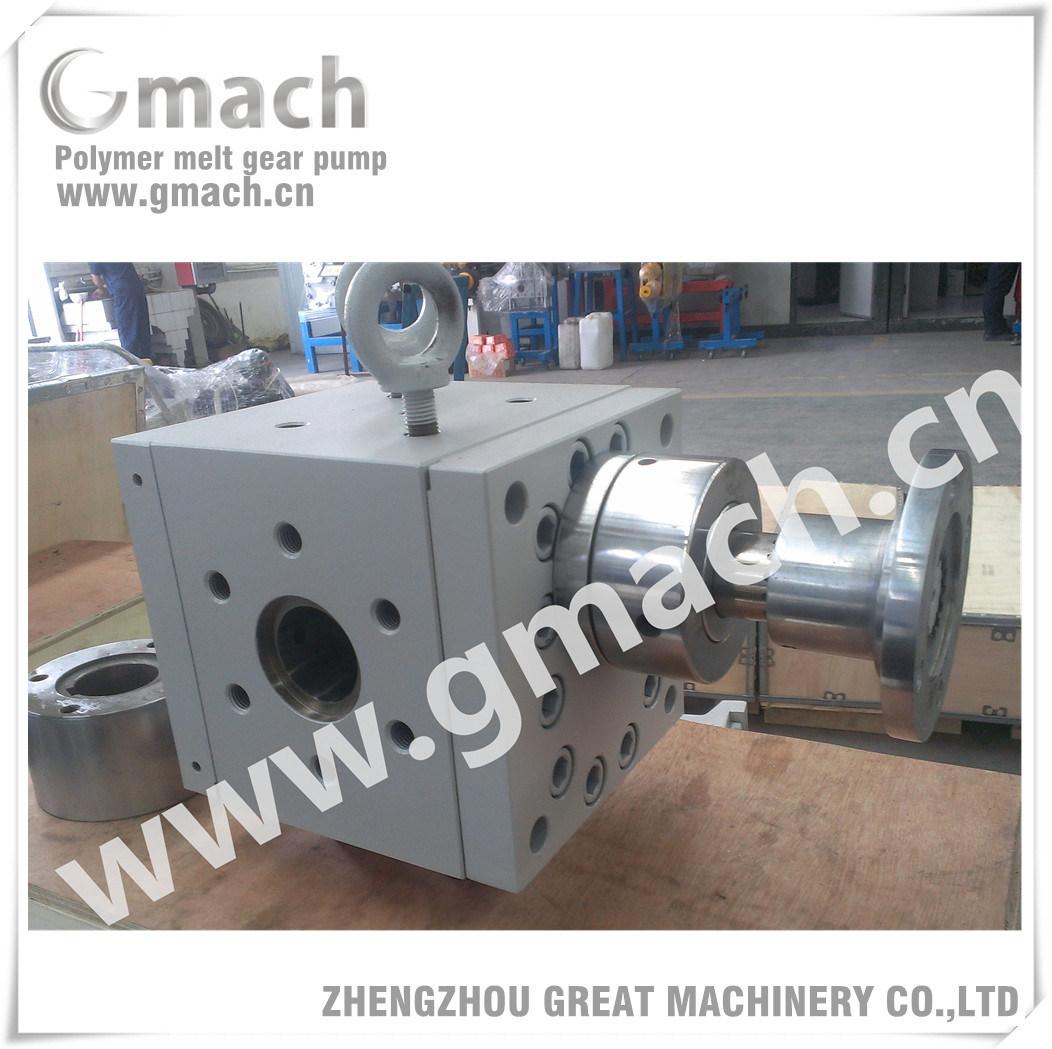 High Pressure Melt Gear Pump for Plastic Extruder