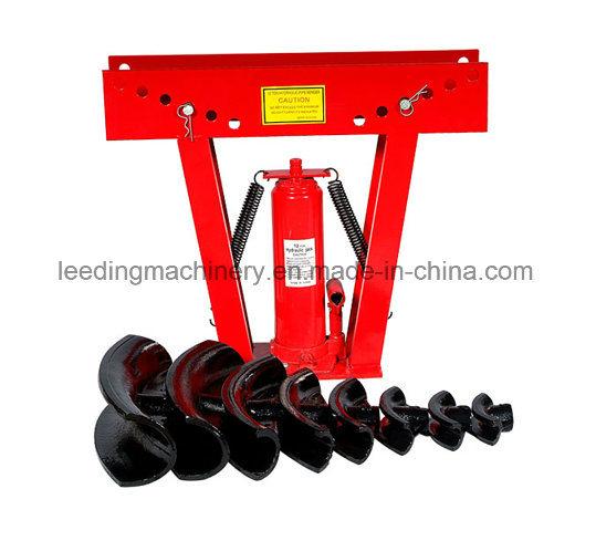 Hydraulic Pipe Tube Bender 8dies 16ton Heavy Duty