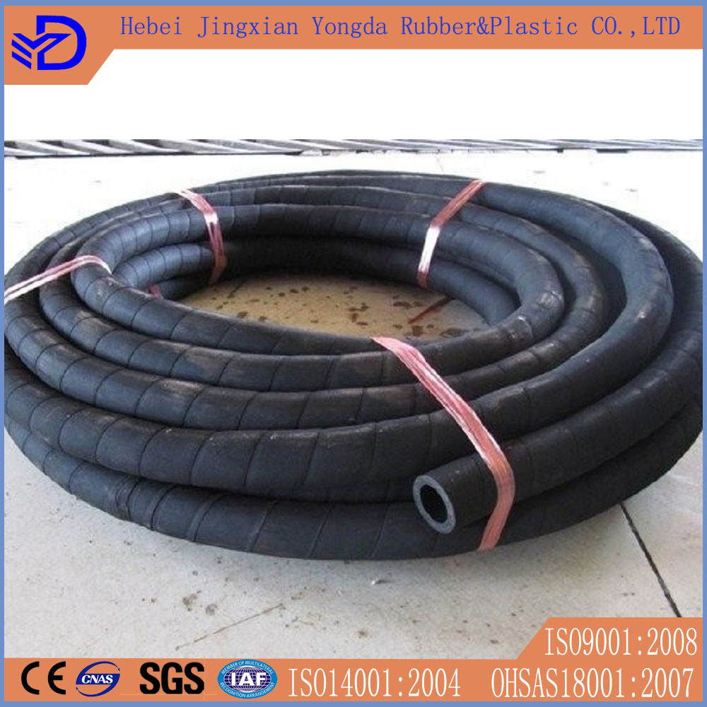 Industrial Flexible 1 Inch Rubber Water Hose Pipe