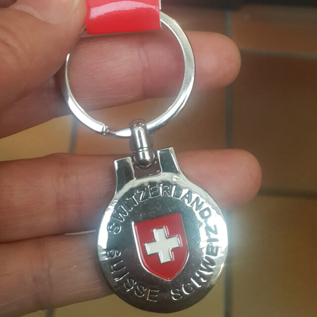 Promotion Custom Metal Engraved Key Chain