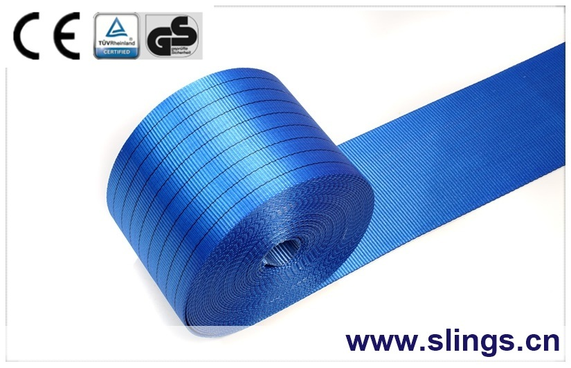 Safe Lift Webbing Sling Soft Webbing Slings Endless Type