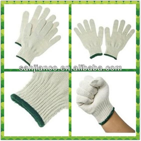 Bleached White, Natural White Glove