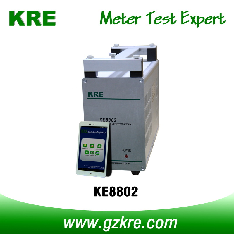 Class 0.1 450V 120A Portable Single Phase Energy Meter Test System