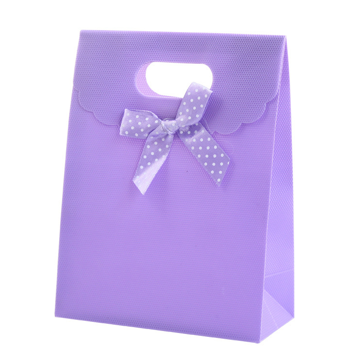 High Quality Printing Promotional Cute Christmas Gift Bag (GW16000180)