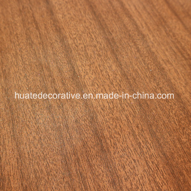 Decorative Printing Paper with Metallic for MDF and Plywood