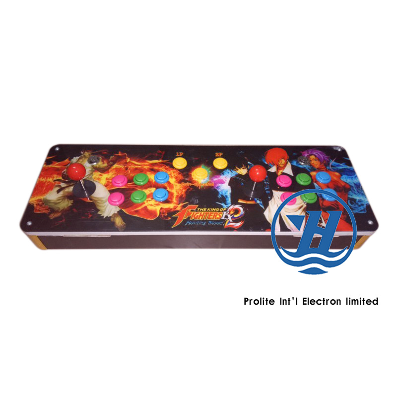 Home or Family Use Arcade Game Joystick Game Console with Multi Games (ZJ-HAR-07)