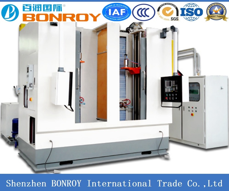 Double-Station Hight Quenching Vertical Machine for Shaft/Gear