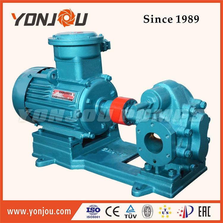 KCB-200 Bronze Rotary Gear Pump, 1 Inch Gasoline Gear Oil Pump, Oil Pump, Gear Pump (KCB 2CY)