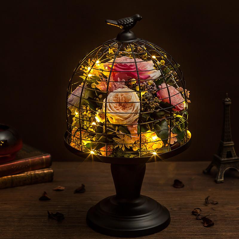 Promotion Peserved Flower for Valentine Birthday Gift
