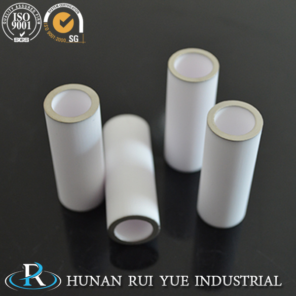 High Precision Glazing Alumina Metallized Ceramic Part