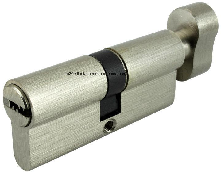 Good Quality Zinc Alloy Door Handle Lock (502Q-978)