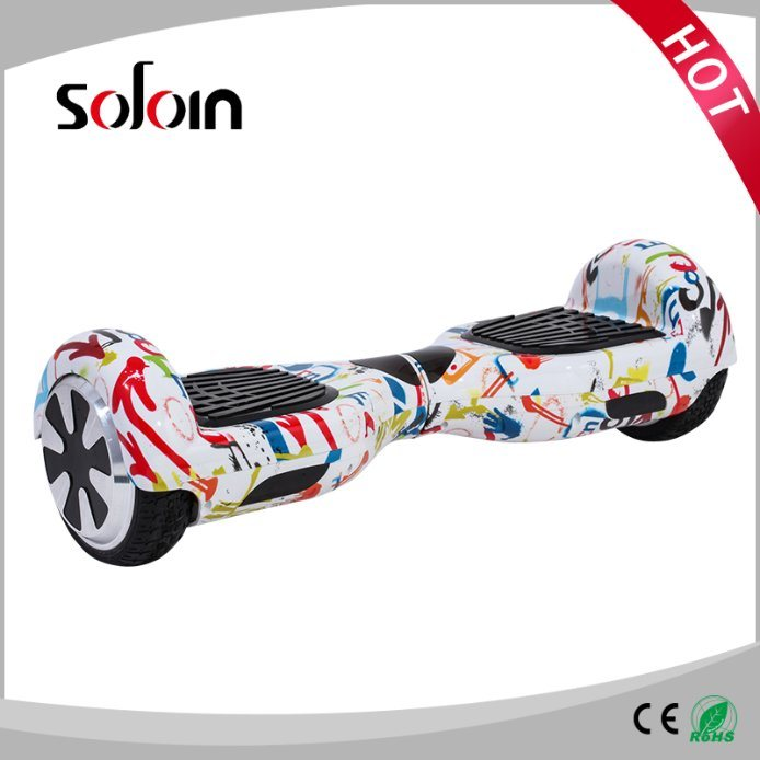 2 Wheel Hoverboard Customization Self Balance Electric Scooter (SZE6.5H-4)