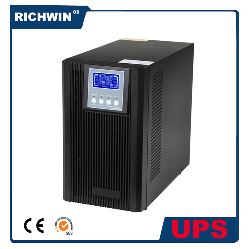 10kVA~20kVA High Frequency Pure Sine Wave Three Phase Online UPS