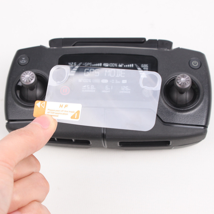 Dji-Mavic-PRO HD Camera Lens Protective Film Screen Tempered Glass Film