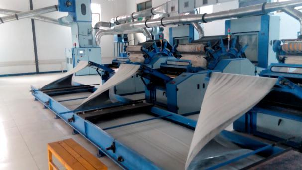 Medical Cotton (Degreasing Cotton) Production Line
