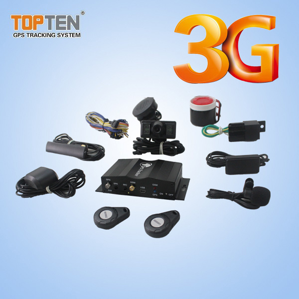 GPS Vehicle Tracking Systems with Speed Limiter, Fuel Monitor (TK510-KW)