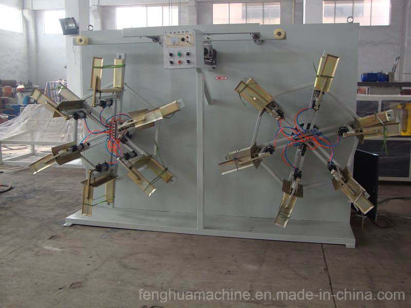 We Manufacture PE Pipe Production Line