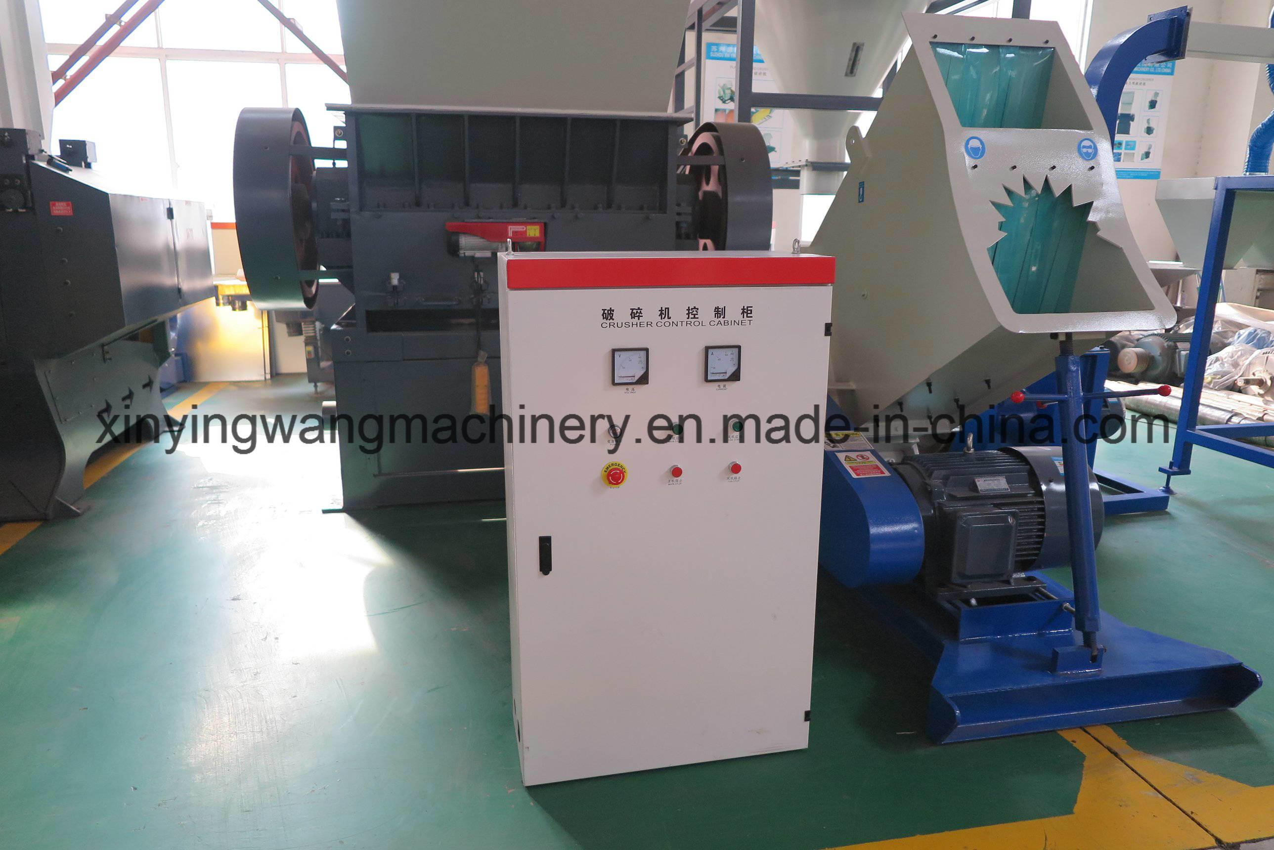 Hot Sale China Manufacture Pipe Plasitic Crusher