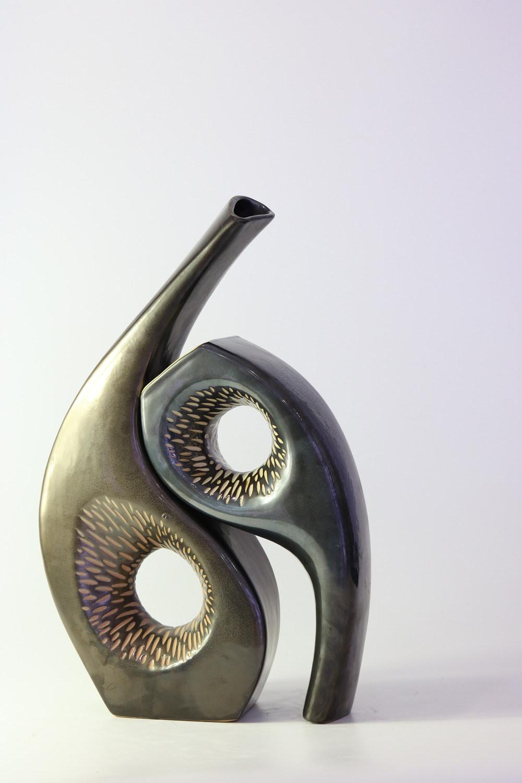Creative Hand-Carved Ceramic Craft Decoration Decoration
