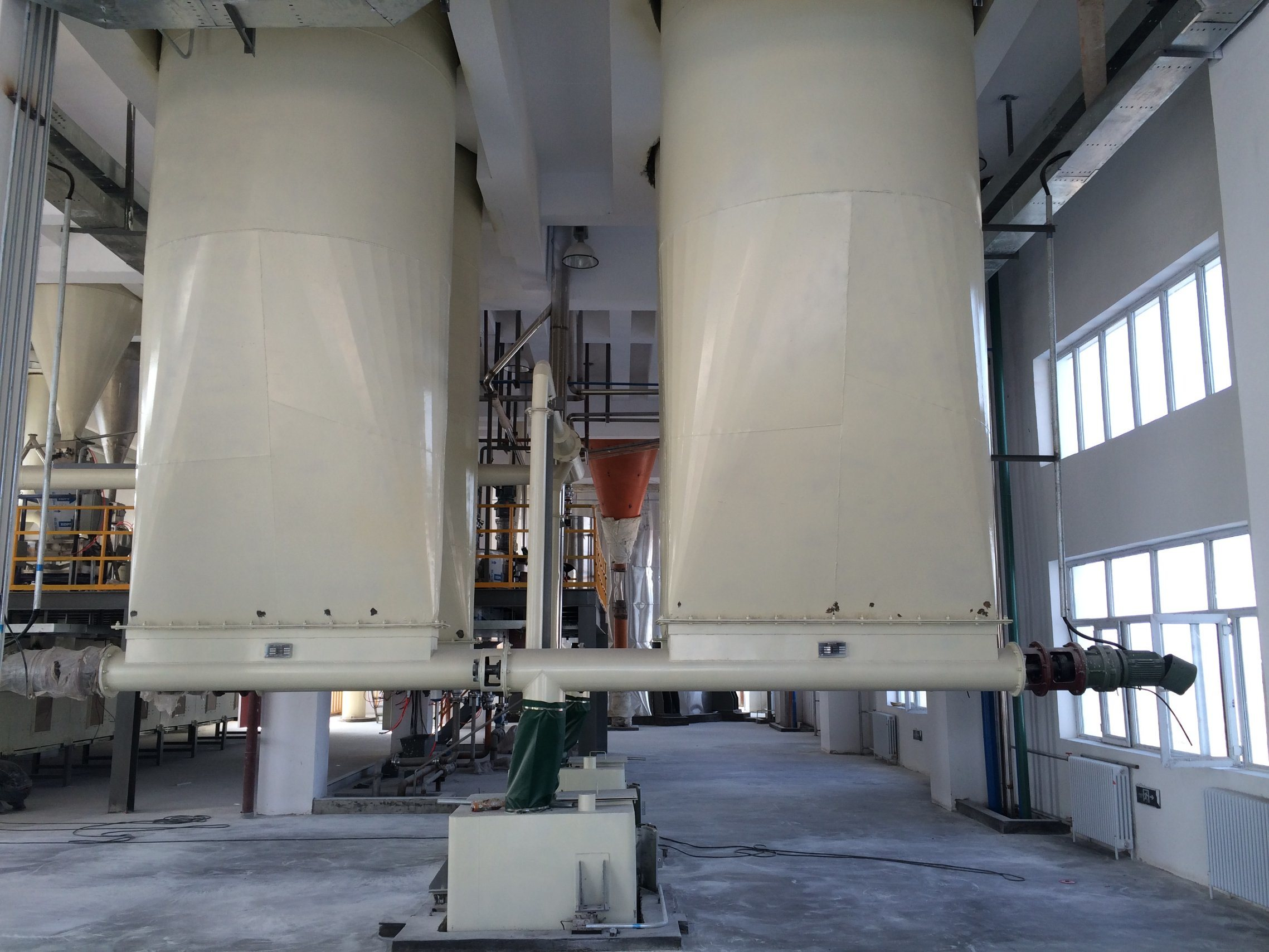 Advanced Unilever Technology Spray Tower Process Detergent Powder Machinery