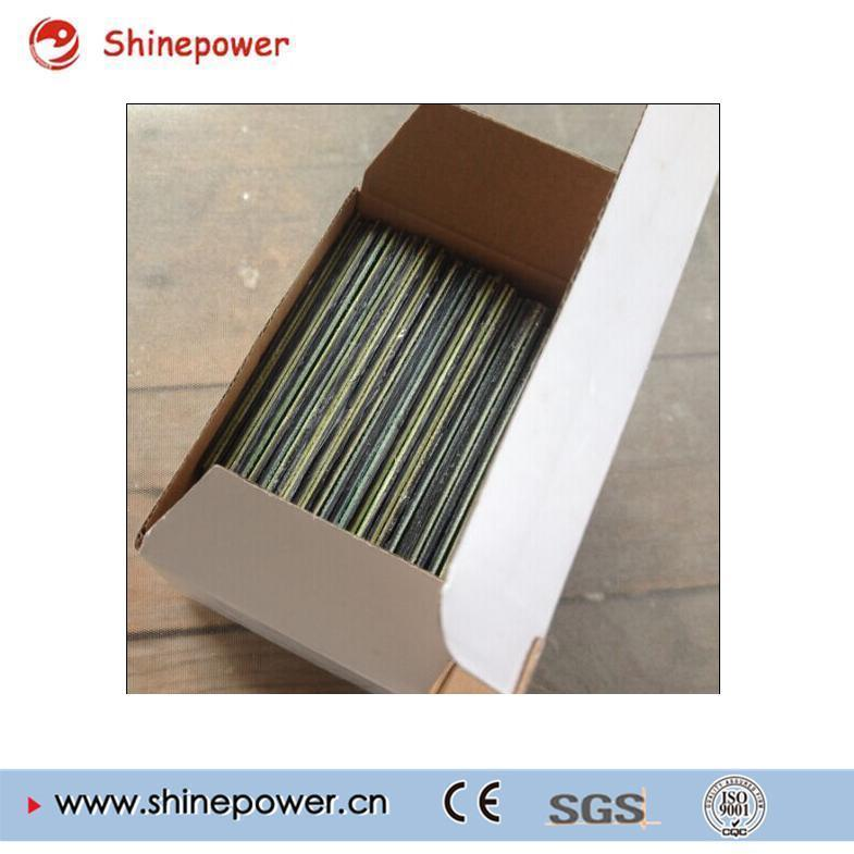 Epoxy Resin Round Mini PV Solar Panel Forwatering Submersible Pump