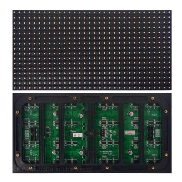 Outdoor/Indoor Full Color High Brightness LED Display Screen for Advertising Panel (P3, P4 P5, P6, P8, P10, P16)