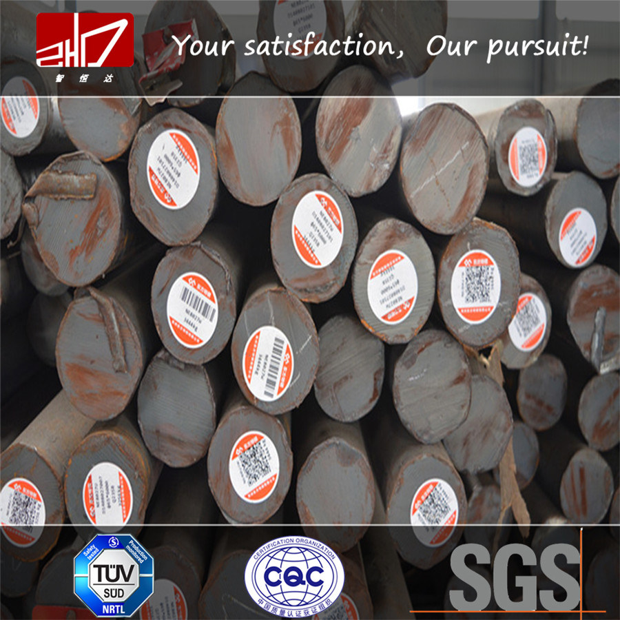 Used JIS Steel Round Bar for Construction