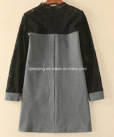 Polyester&Cotton Women`S Restonic Dress