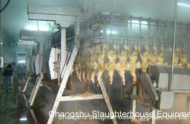 Slaughtering Line --Chicken, Duck, Goose