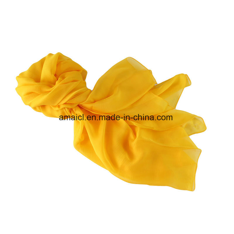 100% Acrylic Solid Dyed Scarve (ABF2100035)
